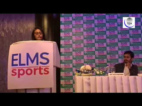 Vita Dani speaks at ELMS Sports Foundation Launch | Reliance Foundation