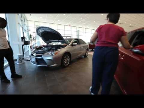 Welcome To Sterling McCall Toyota!