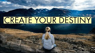 TAKE A CHANCE AND CREATE YOUR DESTINY - Law of attraction Pep Talk (Specific Person, Money, Body...)