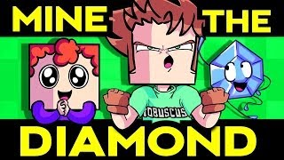 Repeat youtube video MINE THE DIAMOND (Minecraft Song) [Toby Turner ft. Terabrite]
