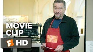 The Comedian Movie CLIP - Private Conversation (2016) - Robert De Niro Movie