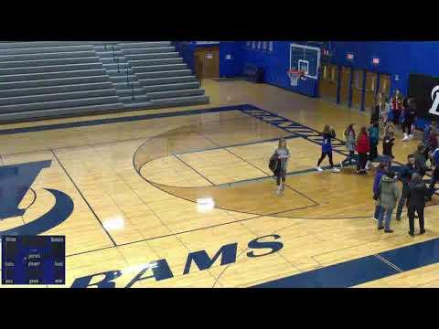 Random Lake High vs. Ozaukee High School Varsity Mens' Basketball