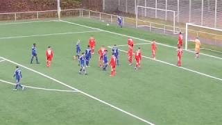 U15 Jhg2005 1. FSV Mainz 05 - SC Freiburg 4:0 (1:0); LV in Pfeddersheim 01.02.2020