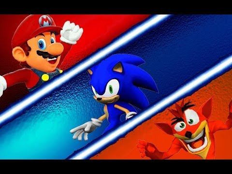 Mario & Sonic 3: A New World