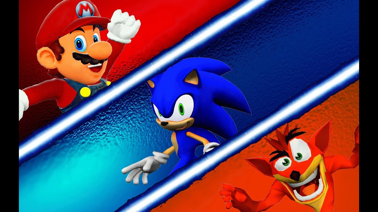 mario sonic 3 a new world youtube. Black Bedroom Furniture Sets. Home Design Ideas