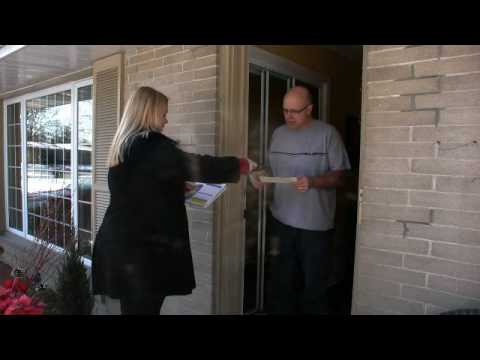 Residential canvassers at your door & Residential canvassers at your door - YouTube