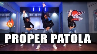 Proper Patola Dance Video | Namaste England | Vicky Patel Choreography | Easy Hip Hop Beginners