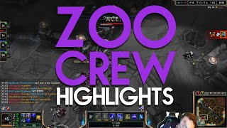 Zoo Crew Highlights #1 | Tanklespankin