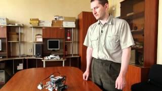 Конструктор роботов Lego Mindstorms NXT 2.0. Часть 1