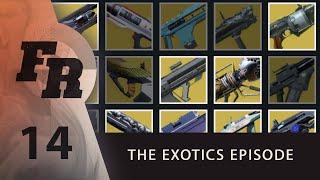 Firing Range Ep. 14 - The Exotics Episode