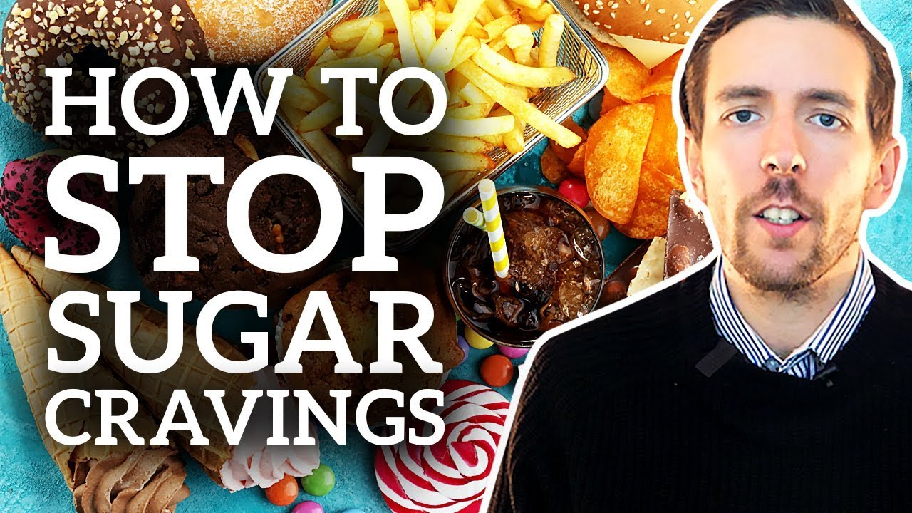 How To Stop Food Cravings And Sugar Addictions In 30 Days