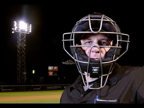 Work Clothes: Brian Hertzog, Triple-A Umpire