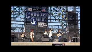Country Gold 2012(カントリーゴールド) - Wildwood Roses (On Stage)