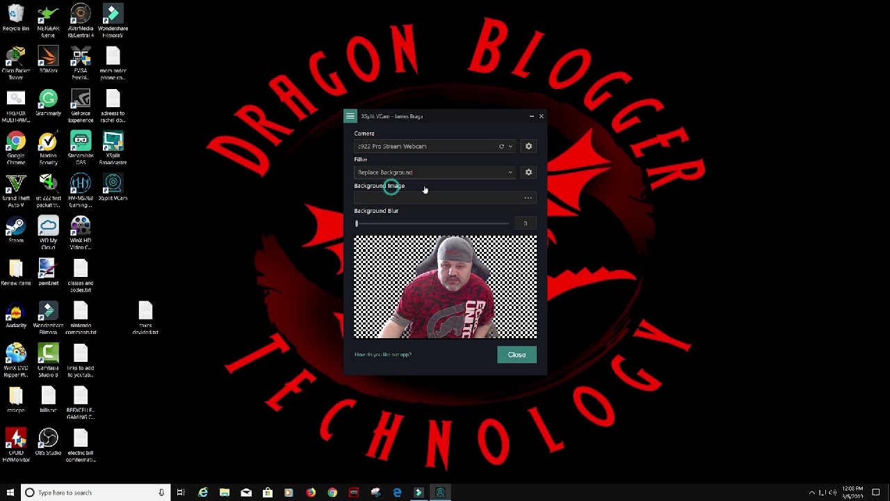 Is XSplit VCam The Best Webcam Background Removal Software? - Dragon  Blogger Technology