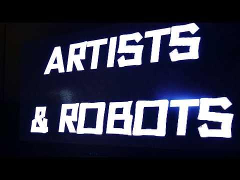 Nice souvenirs - Artists & Robots - Astana - Curators Miguel Chevalier and Jérôme Neutres