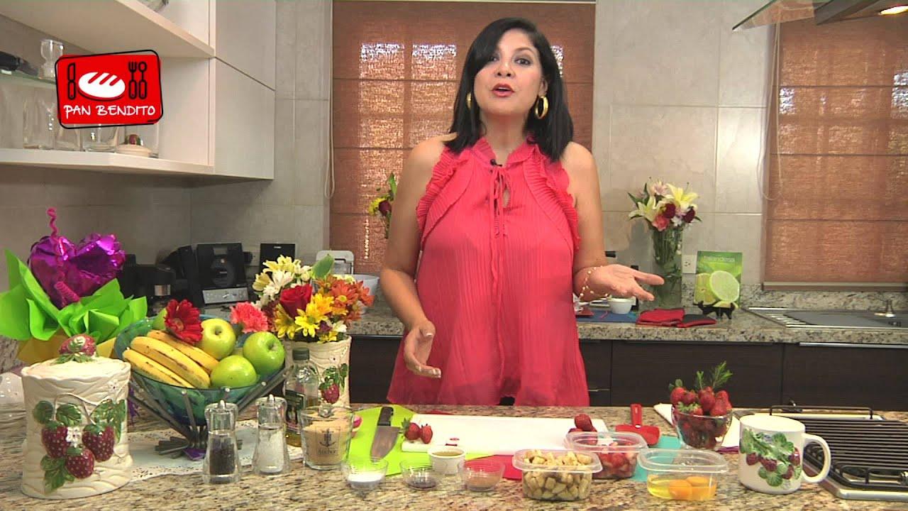 Pan bendito estreno programa de cocina con ricas for Programas de cocina