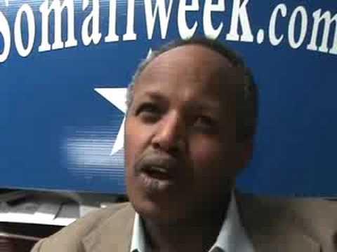 somaliweek Mohamed Sh Hassan- Sport Author