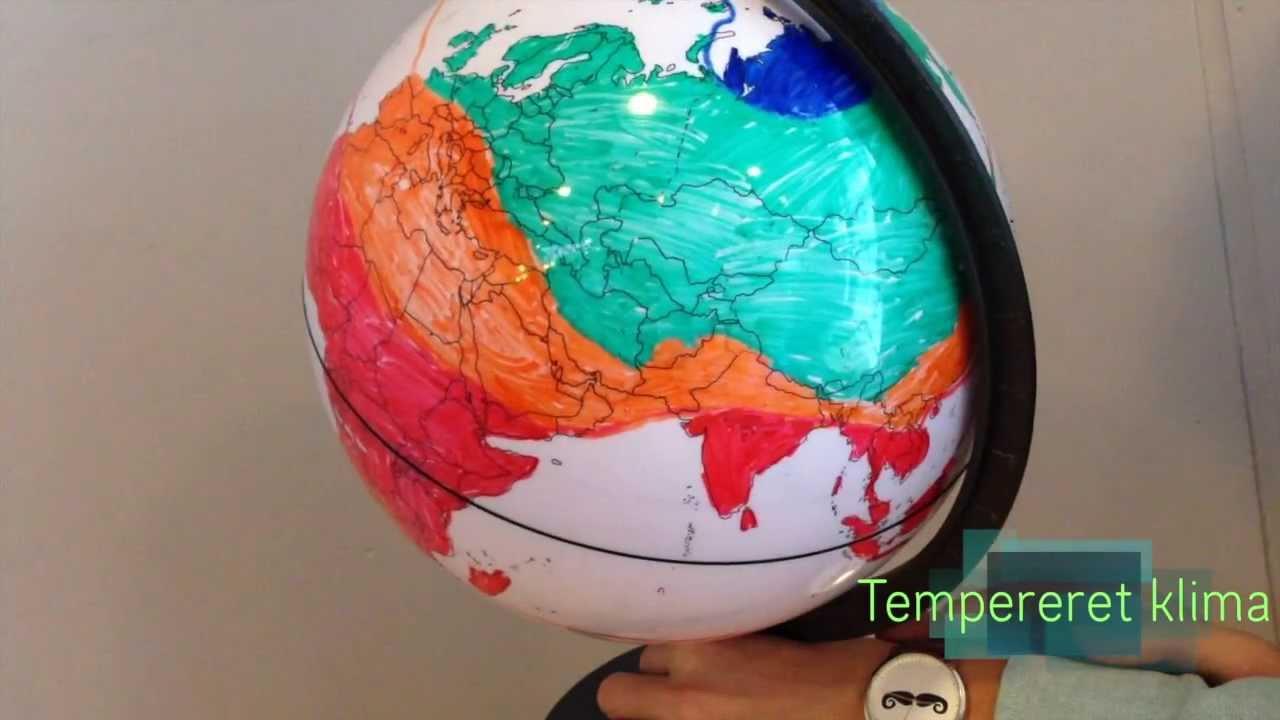 Jordens klimazoner