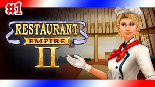 เกมทำร้านอาหารถึงจะเก่าแต่ก็ยังเก๋าอยู่ | Restaurant Empire #1