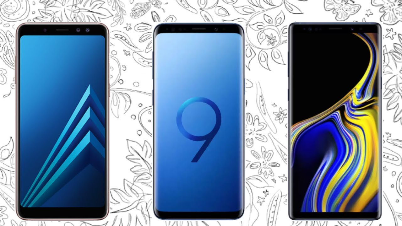 5 Hp Samsung Terbaru 2018 2 Harga Mulai 1 Jutaan 12 Jutaan Youtube