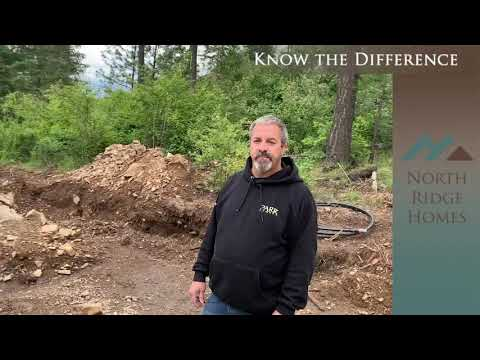 Custom Home Series - Episode 54: Building on Rocky Hilltops
