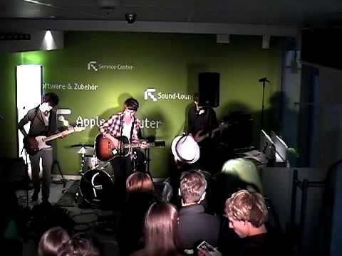 "FOTOS - ""Serenaden"" live bei GRAVIS ""Live-Tunes"""