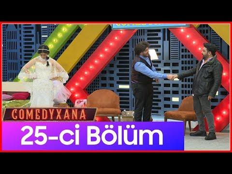 Comedyxana 25-ci Bölüm 04.04.2020
