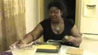 Ooey Gooey Cake Part 2