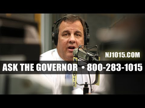 Ask the Governor with Chris Christie - July 27, 2017