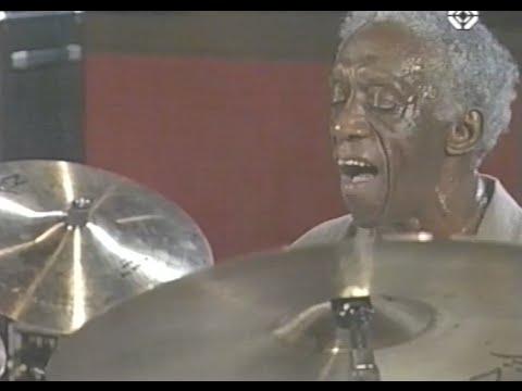 Art Blakey Jazz Messengers Bern 1989 (1/3)