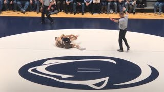 Penn State's Bravo-Young shows off athleticism against Lehigh