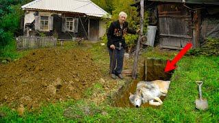 Дед выкопал сам себе могилу и ждал смерти, пока в один день не обнаружил странную находку в ней.