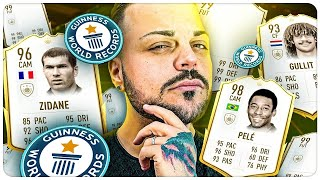 PRONTO A DISTRUGGERE IL RECORD DI ICONE?! - FIFA 20 DRAFT ICON CHALLENGE