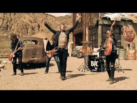 Buckcherry - Wasting No More Time (Official Video)