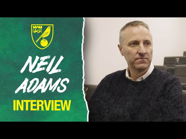 2020-21 Norwich City loan system review   Neil Adams interview