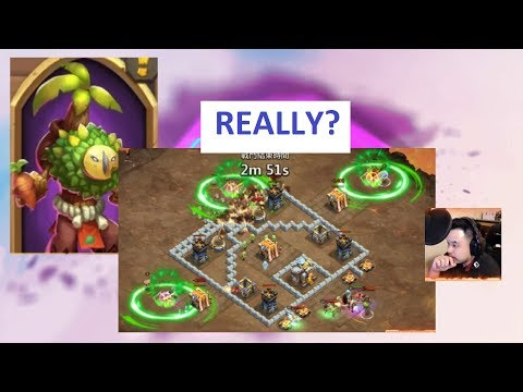 POCAY'S FIRST IMPRESSION: CARROT CAKE Castle Clash
