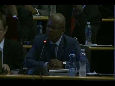 Marikana Commission of Inquiry, 14 November 2014: Session 1
