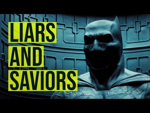 Batman v Superman: Dawn of Justice Analysis