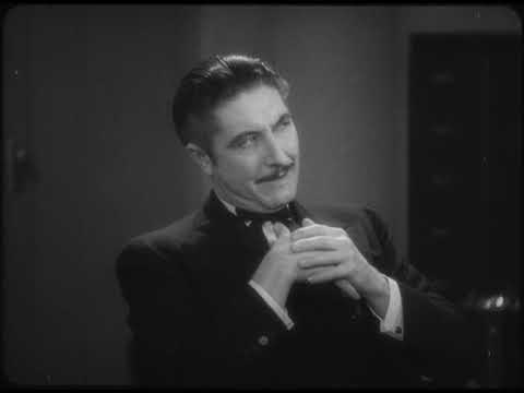 Whispering Shadow (1933) Chapter 0ne .  35mm Nitrate to 4k scan at CinePost.