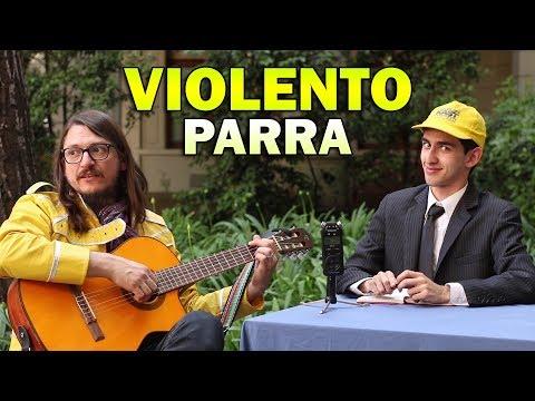 Violento Parra - CACOnociendonos