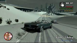 GTA San Andreas Ultimate Edition 2016 oficial gameplay