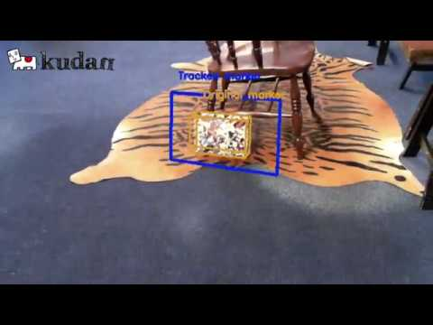 Kudan : Extended Tracking and Detection Feature