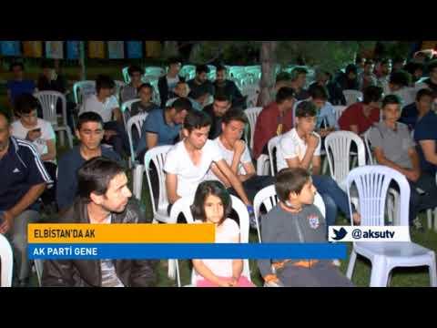 Ak Parti Sözcüsü Ünal, İftar Sonrasında Ak Partili Gençlerle Buluştu