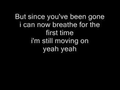 Kelly Clarkson's Since U Been Gone LYRICS