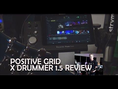 X Drummer 1.5 Review Walk Through With Matthew Fuller