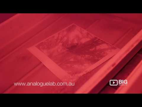 The Analogue Lab a Photo Lab in Adelaide offering Digital Printing and Workshop