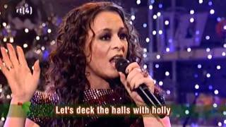 Trijntje Oosterhuis - What Christmas means to me - Life4You 26-12-10