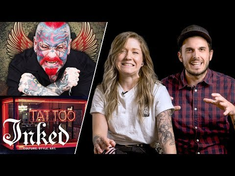 Why Are Tattoo Shops Intimidating? | Tattoo Artists Answer