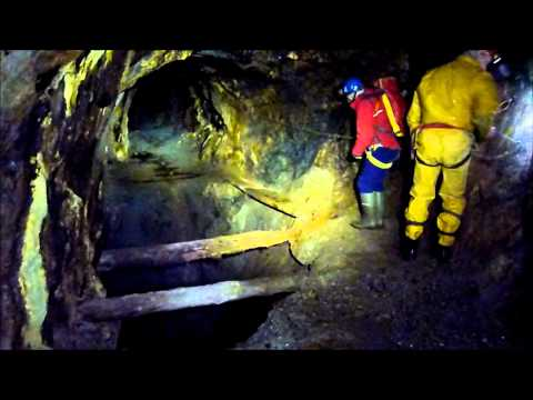 Coniston Copper Mines