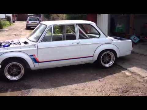 bmw 2002 turbo m44 turbo project youtube. Black Bedroom Furniture Sets. Home Design Ideas